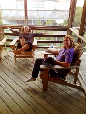 Mother Ship & Down Dawg Fall Retreat 2012