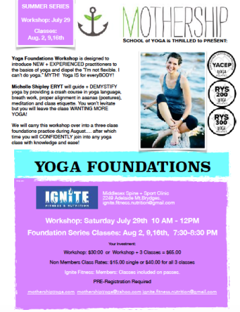 Yoga Foundations PNG